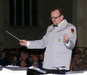 Dirigent Hauptmann Thomas Andreas